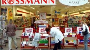 Hutchison Whampoa steigt bei Drogeriekette Rossmann ein