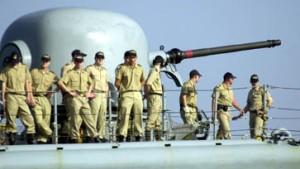 Marine beginnt Einsatz vor Afrika