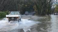 Australier kämpfen mit schweren Unwettern