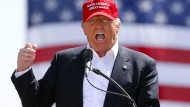 Trump-Gegner bei Wahlveranstaltung verprügelt