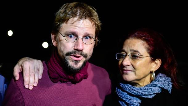Menschenrechtler Steudtner kommt frei