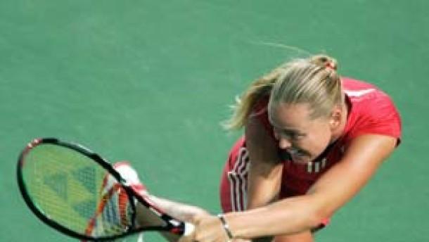 Grönefeld verliert auch ihr zweites Einzel-Finale
