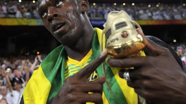 9,69 - Bolt der schnellste Mann der Welt
