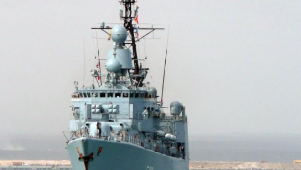 EU bereitet Militäreinsatz gegen Seeräuber vor