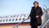 Merkel wirbt für Ukraine-Gipfel
