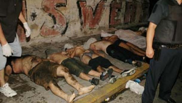 Über 170 Tote nach Brand in argentinischer Diskothek