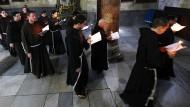 Franziskaner in Geldnot