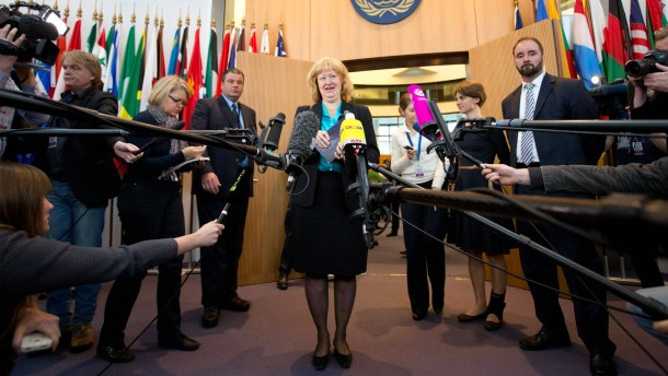 Niederlande fordern Freiheit für Greenpeace-Aktivisten