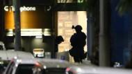 Video zeigt heftiges Gefecht mit dem Geiselnehmer