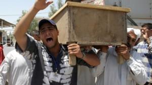 Terrorangriff auf die irakische Polizei