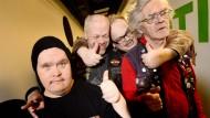 Behinderte Punker wollen den ESC rocken