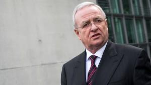 Staatsanwaltschaft: Kein weiteres Verfahren gegen Winterkorn
