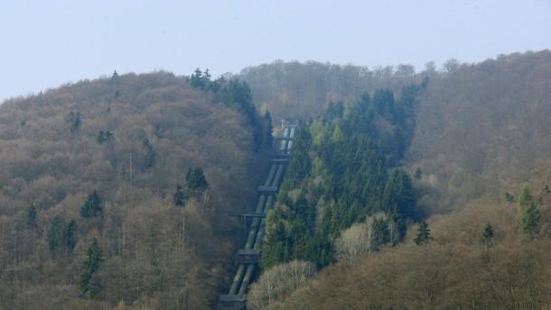 Am Edersee setzt Eon auf Wasserkraft