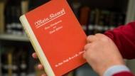 Deutsche Neuauflage von Mein Kampf soll 2016 erscheinen