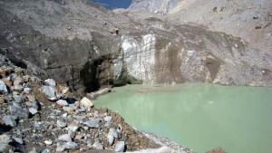Der Klimawandel als Touristenattraktion