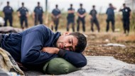 Gestrandet an der ungarischen Grenze