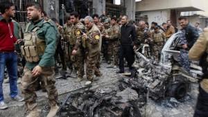IS-Miliz greift überraschend Millionenstadt Kirkuk an