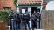 Erste Festnahmen in Kopenhagen