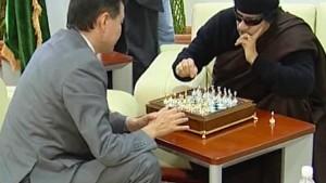 Schach dem Diktator