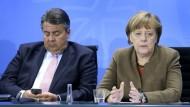 Bundeskanzlerin Merkel zu den Ergebnissen des Koalitionsausschusses