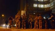 Islamisten-Angriff auf Hotel in Burkina Faso