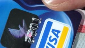Kreditkartenschulden auf Rekordniveau