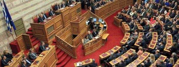 Das griechische Parlament muss innerhalb von zehn Tagen aufgelöst werden.