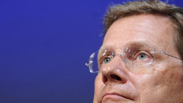 FDP-Politiker kritisieren Westerwelles Rede