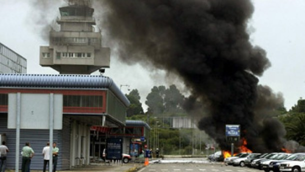 Eta-Anschlag in Santander