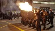 Proteste gegen die Amtsenthebung Rousseffs
