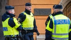Festgenommener Usbeke gesteht Lkw-Anschlag von Stockholm