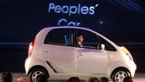 Der Nano allein wird Tata nicht retten