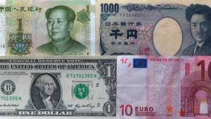 Der Krieg der Währungen ist entbrannt