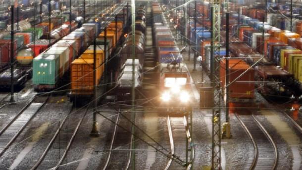 Die Bahn setzt auf Notfahrpläne