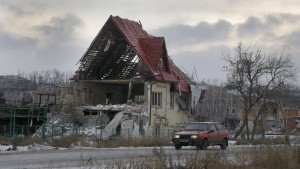 Deutschland gibt Ukraine Kreditgarantie