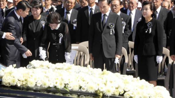 Ein Staatsbegräbnis lässt auf neuen Sonnenschein hoffen