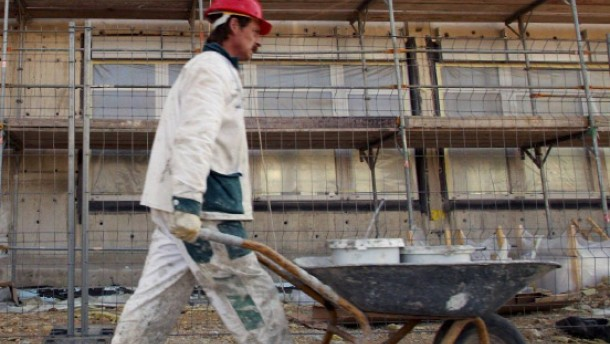 Bau-Tarifstreit beigelegt