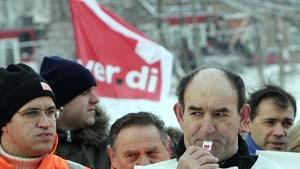 Fronten im Streik verhärtet