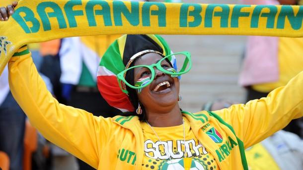 Tauziehen um Bafana Bafana