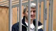 Der inhaftierte Ölmanager Platon Lebedjew