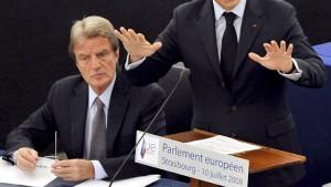 Der europäische Chefdiplomat