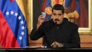 Maduro will Verfassung reformieren