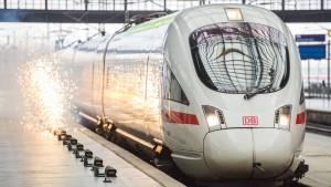 Ab Sonntag wird Bahnfahren teurer