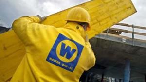 Walter Bau erzielt Teilerfolg