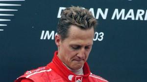 Trotz Sieg - Tag der Trauer für Schumacher