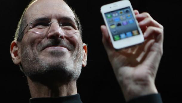 Ansturm auf iPhone Nummer vier