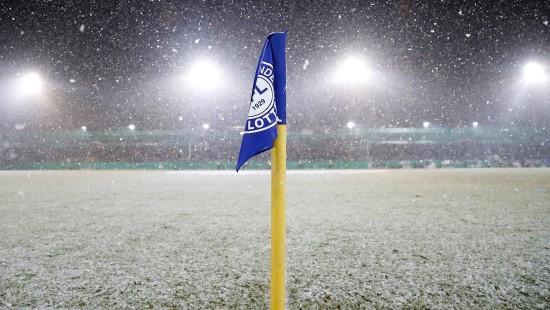 Lotte gegen BVB nach Schneefall abgesagt