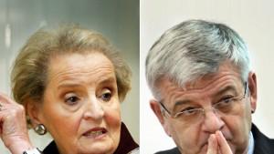Auch Siemens heuert Fischer und Albright an