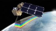 Fünfter Erdbeobachtungssatellit der Esa gestartet