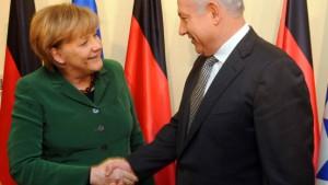 Netanjahus Hauptanker